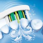 Les modes de fonctionnement d'un brosse a dent