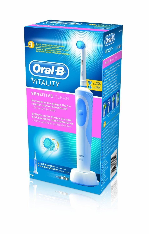 Notre avis sur le brosse à dent électrique Oral-B Vitality Sensitive ... 8d1a987f5a27