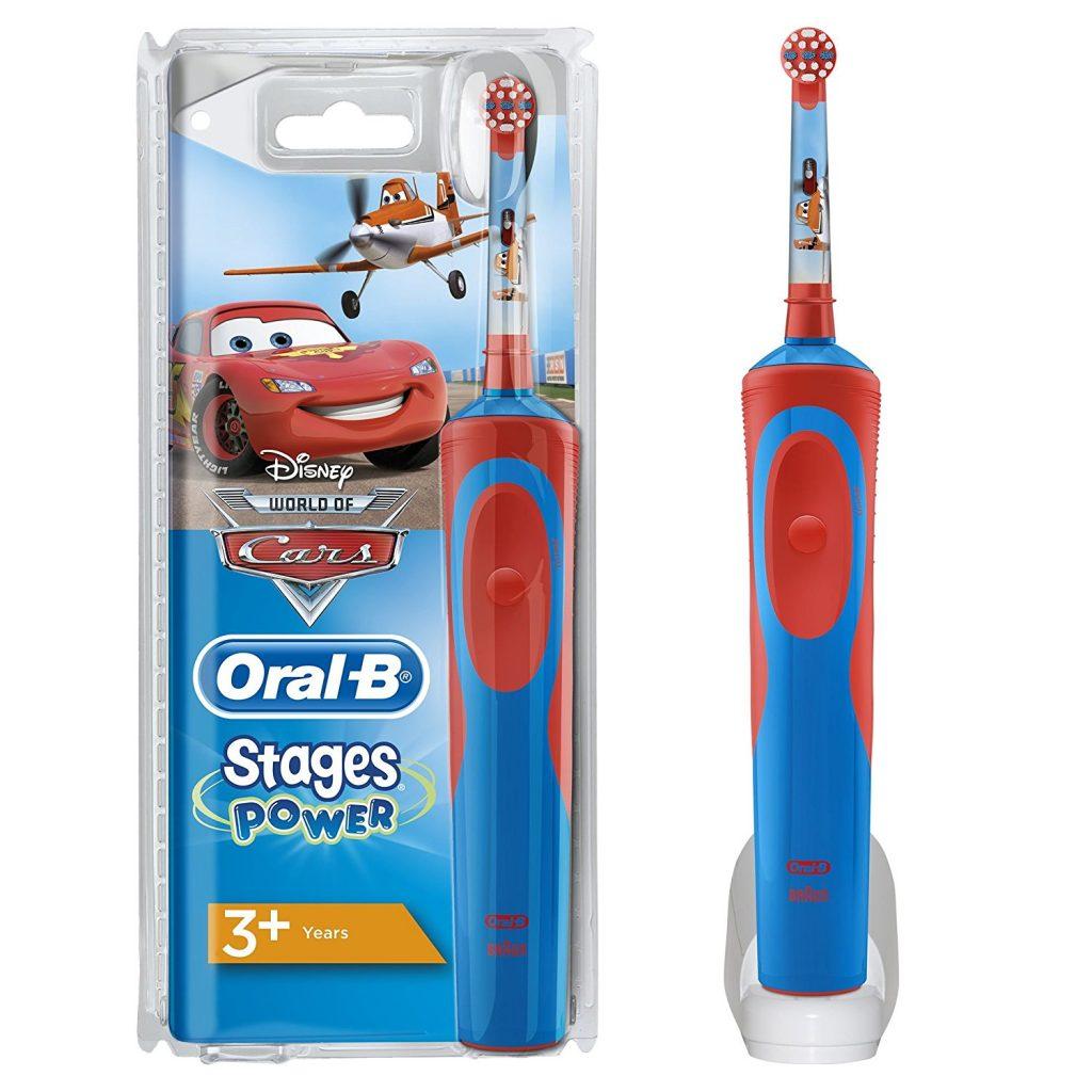 brosse a dent electrique enfant cars